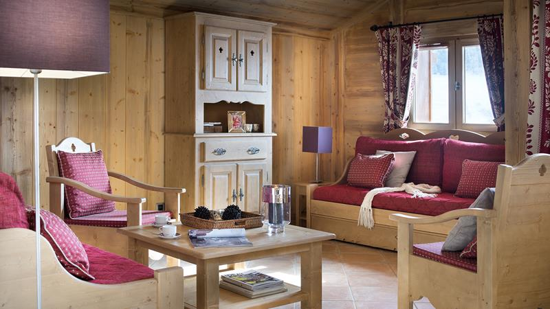3 Rooms Cabin 6 People