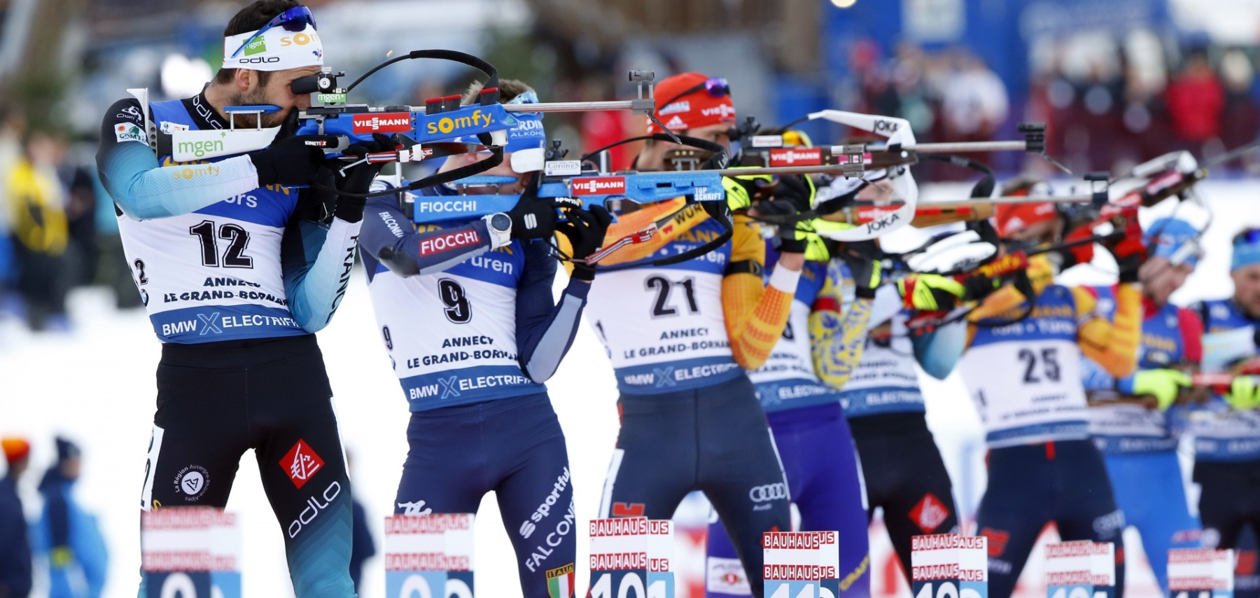 World Cup Biathlon - CGH Résidences