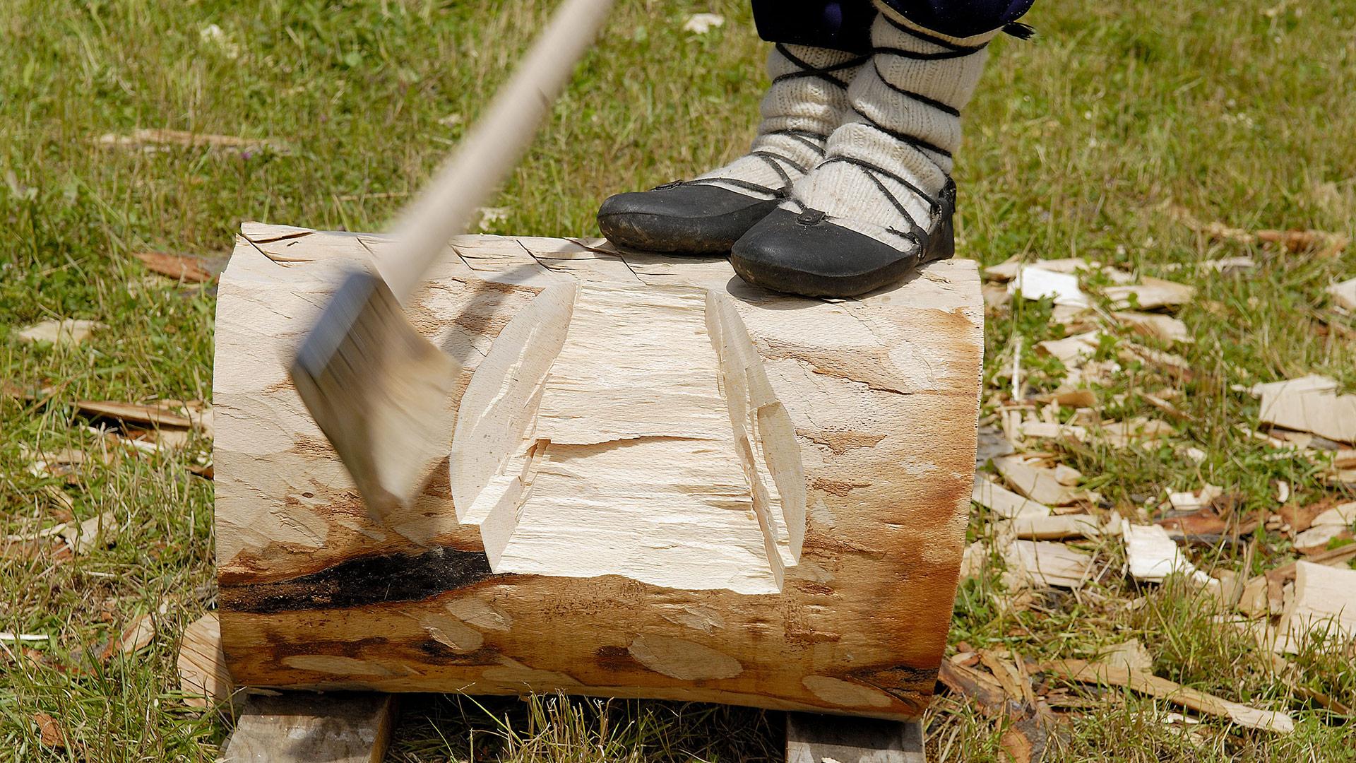 Fête du bois et du bûcheronnage - CGH Résidences
