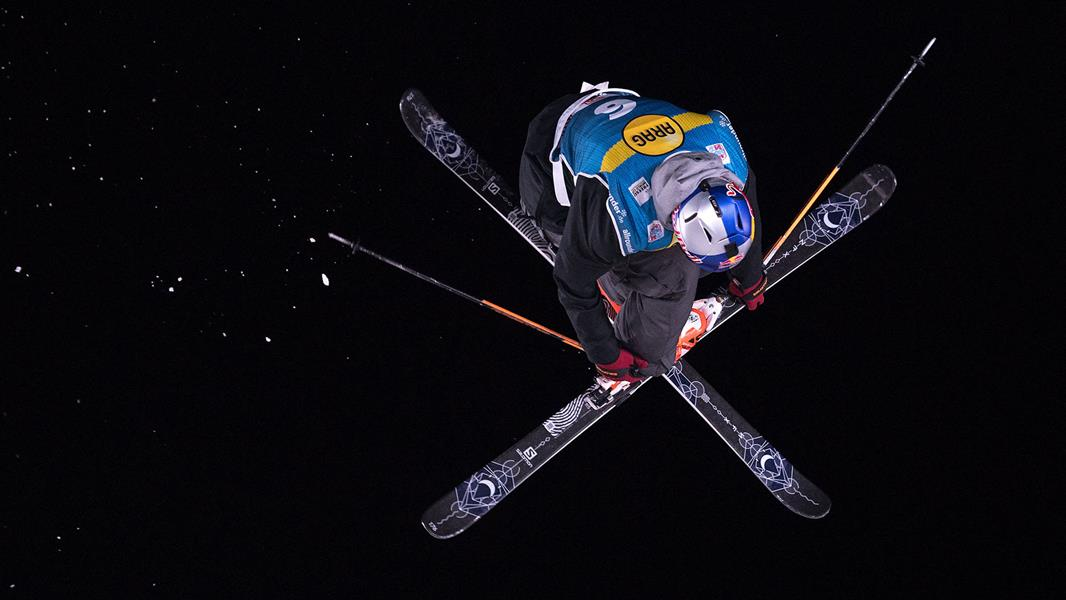 Final of the Halfpipe World Cup