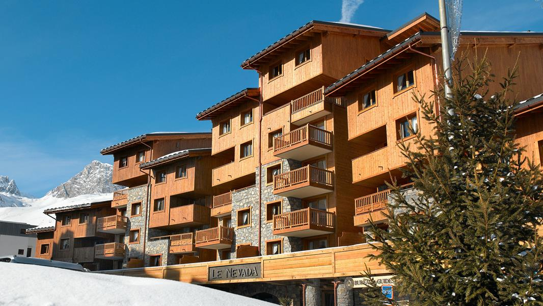 Residence Le Nevada in Tignes is opening