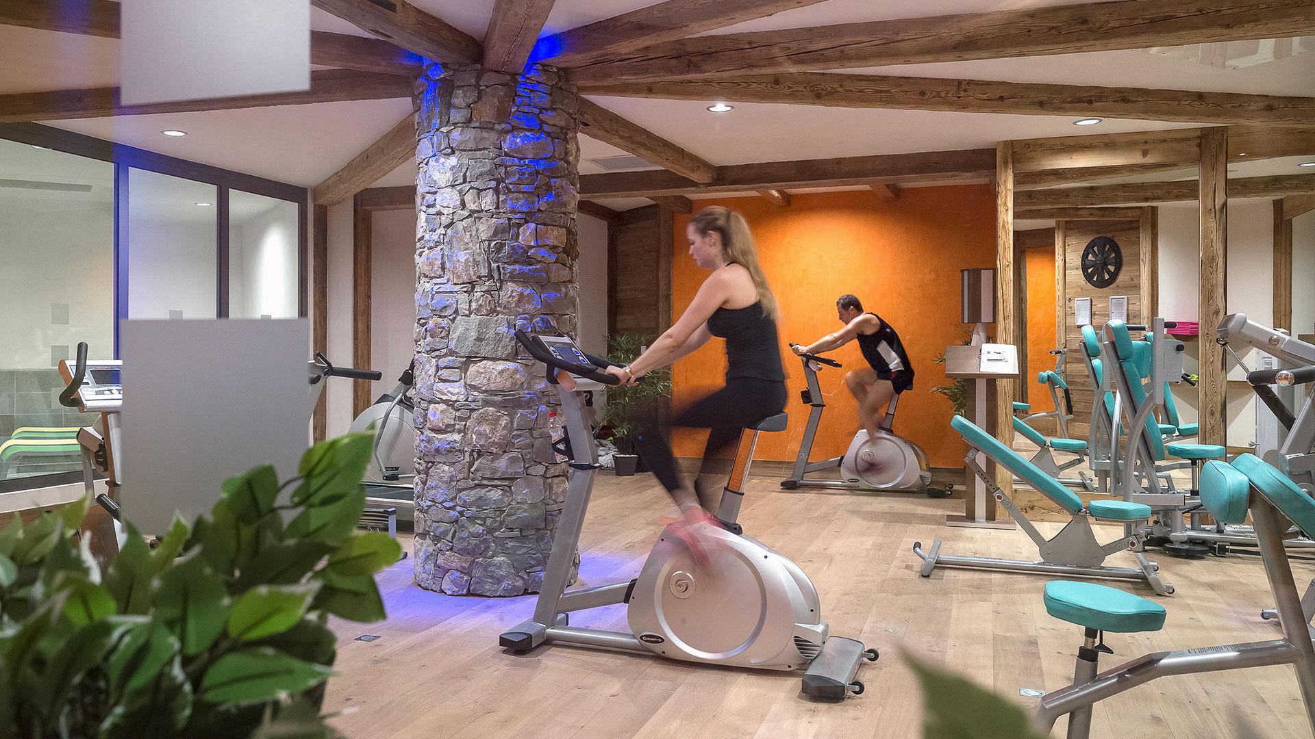 Cardio Training, Alpaga