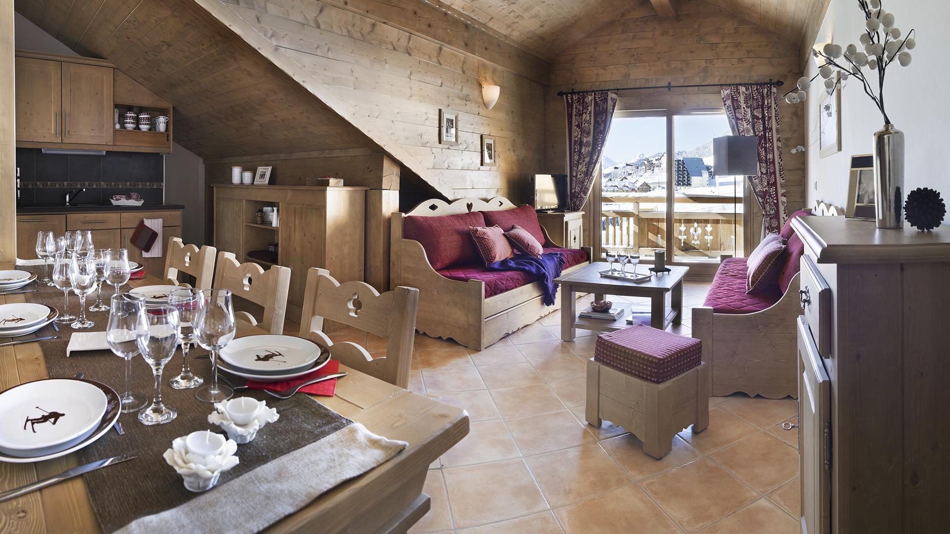 Appartement, Le Chalet des Dolines - CGH Résidences