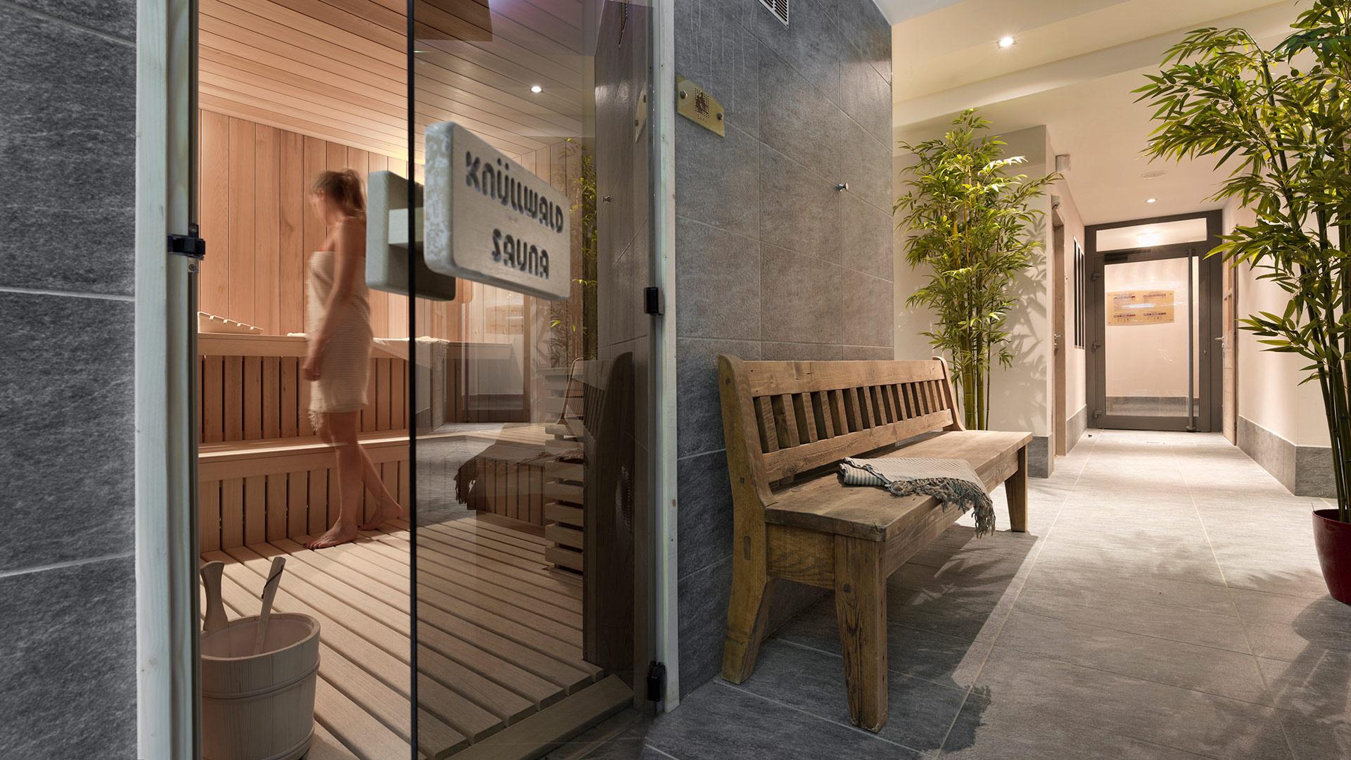 Sauna, Le Chalet des Dolines - CGH Résidences