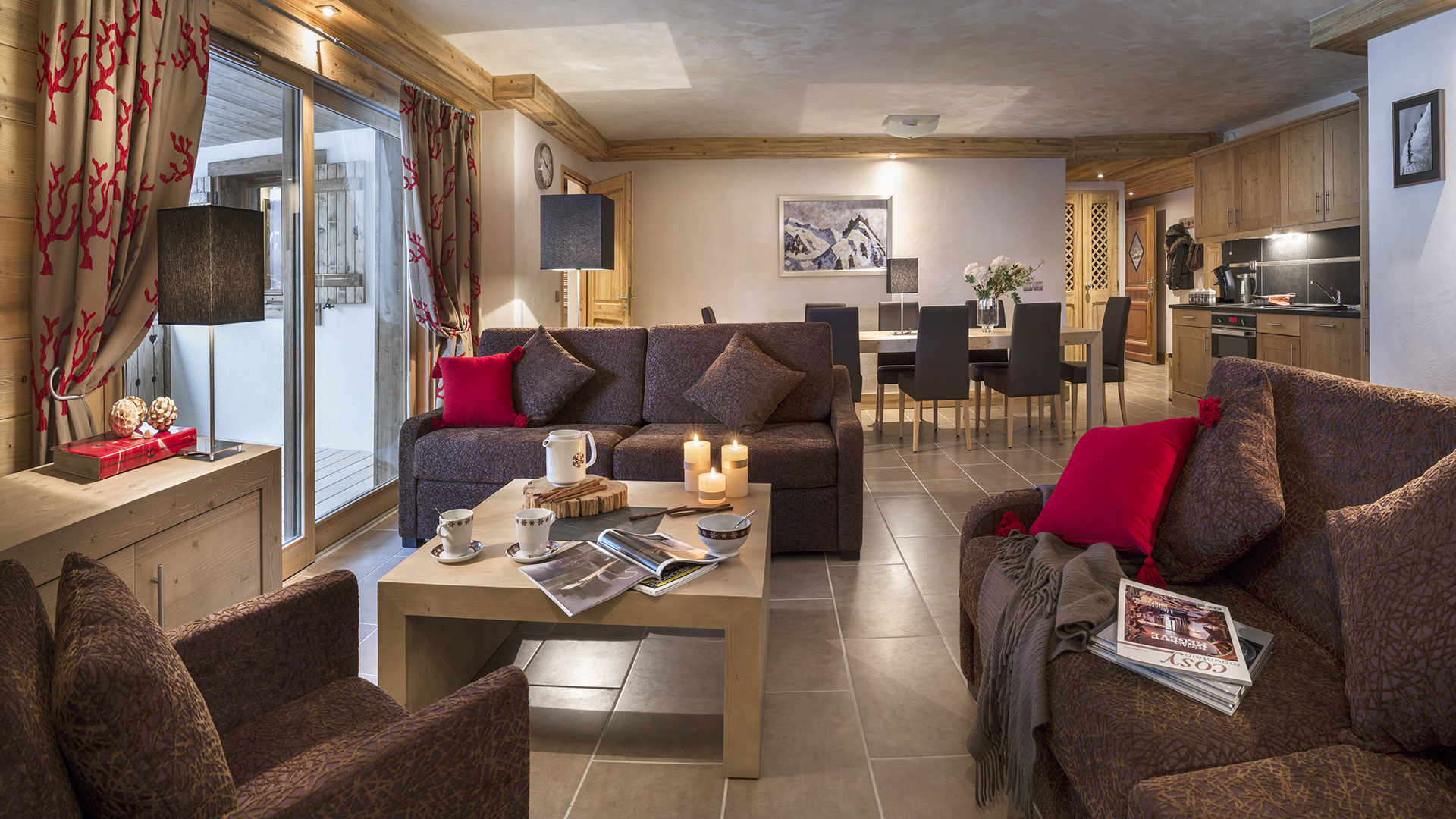 Appartement, Les Chalets de Laÿssia - CGH Résidences
