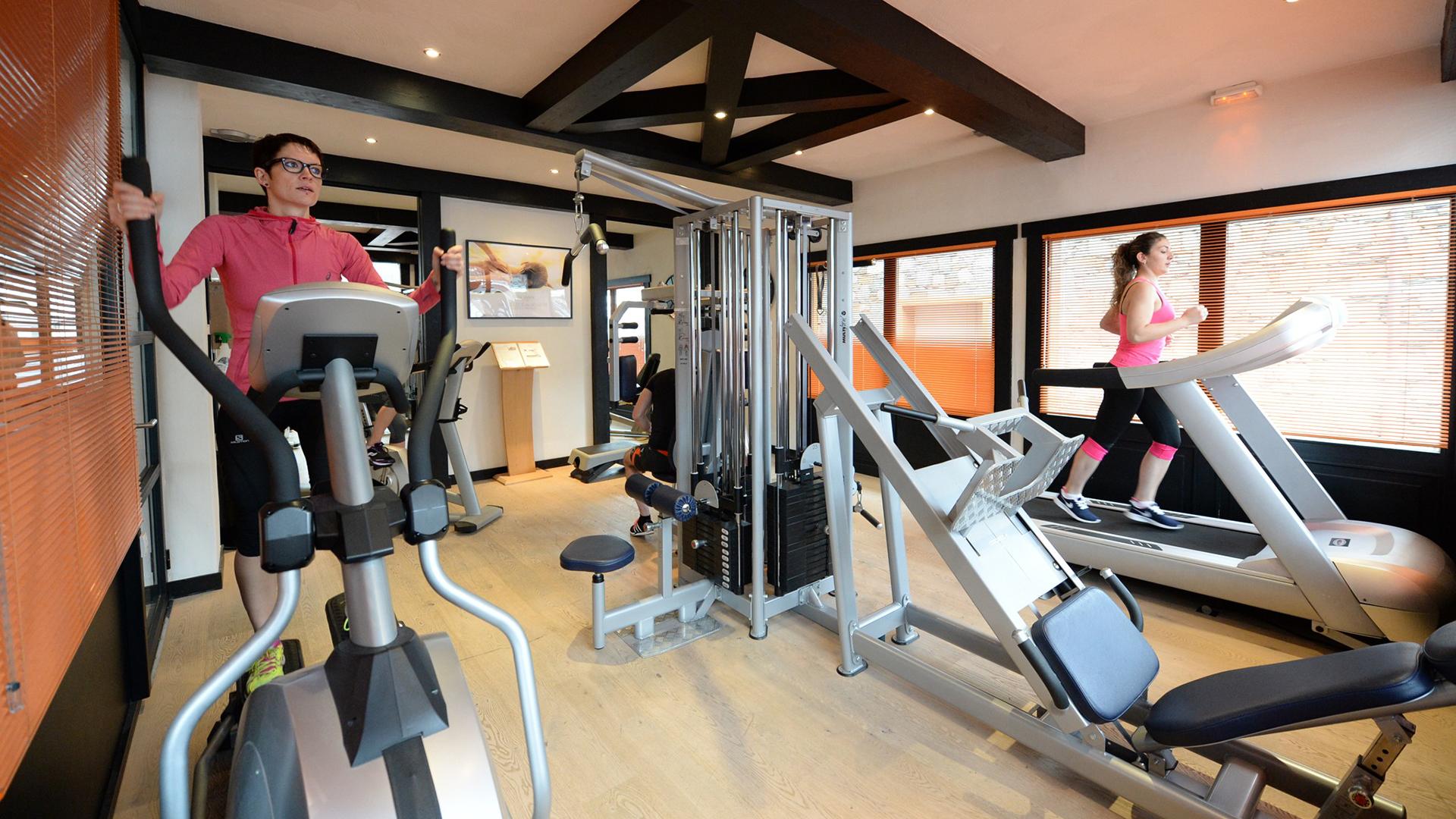 Salle Cardio-Training, Le Cœur d