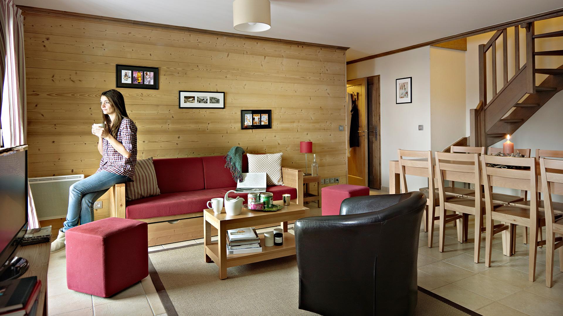 Appartement, Le Ruitor - CGH Résidences