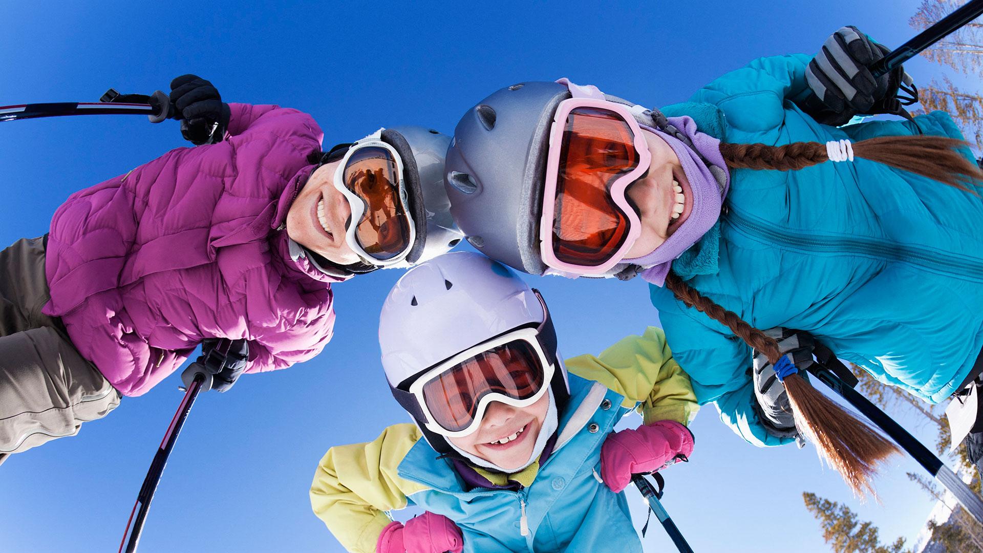 Courts-séjours pour fêter le Nouvel An à la montagne, au ski - CGH Résidences