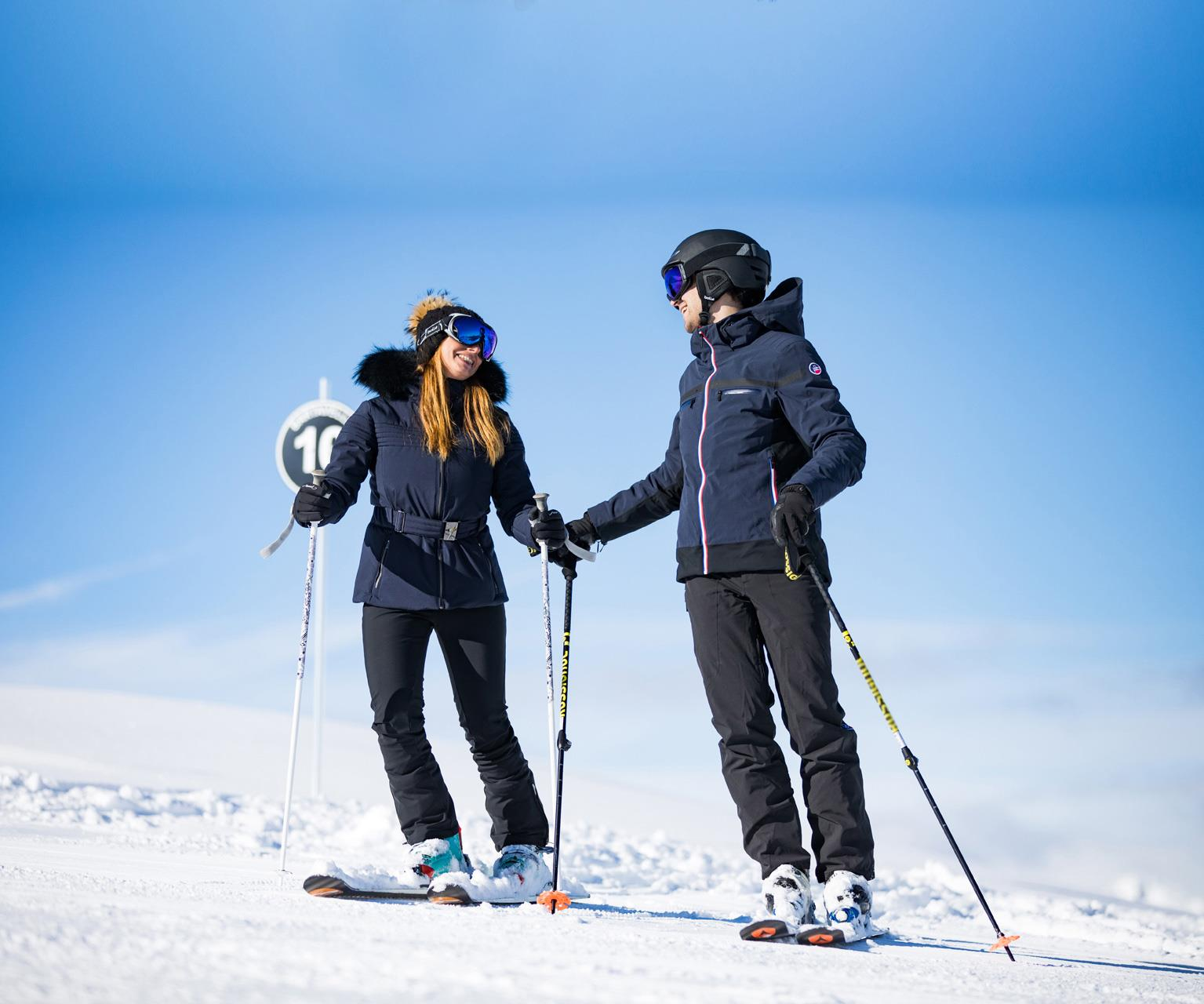 Rent your skiing outfit - CGH Résidences & Spas