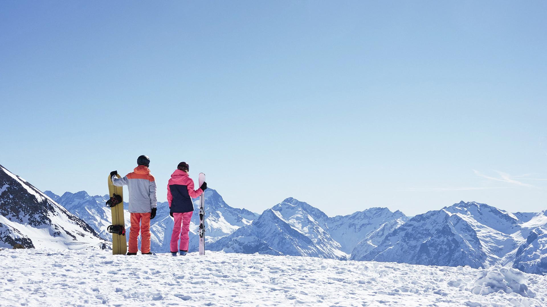 CGH Résidences & Spas : location d'appartements à la montagne l'hiver