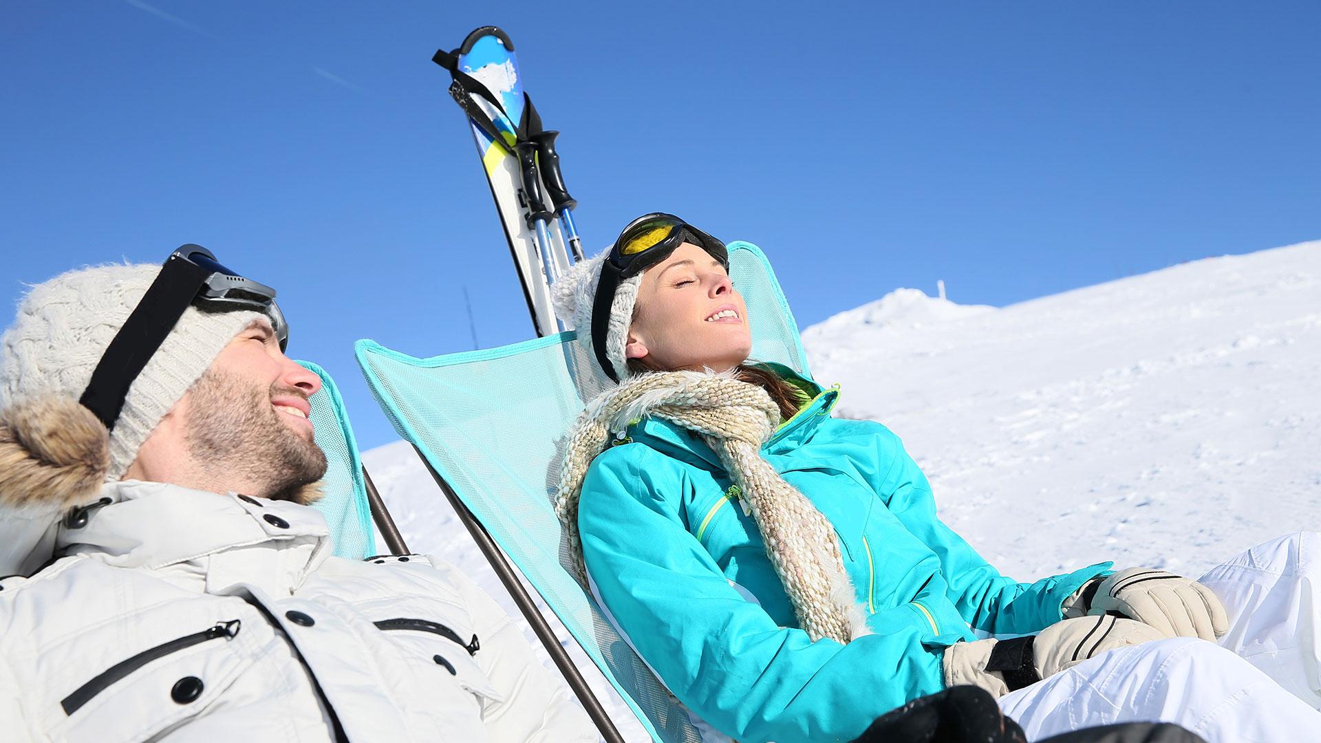 Séjour au ski à Pâques - CGH Résidences