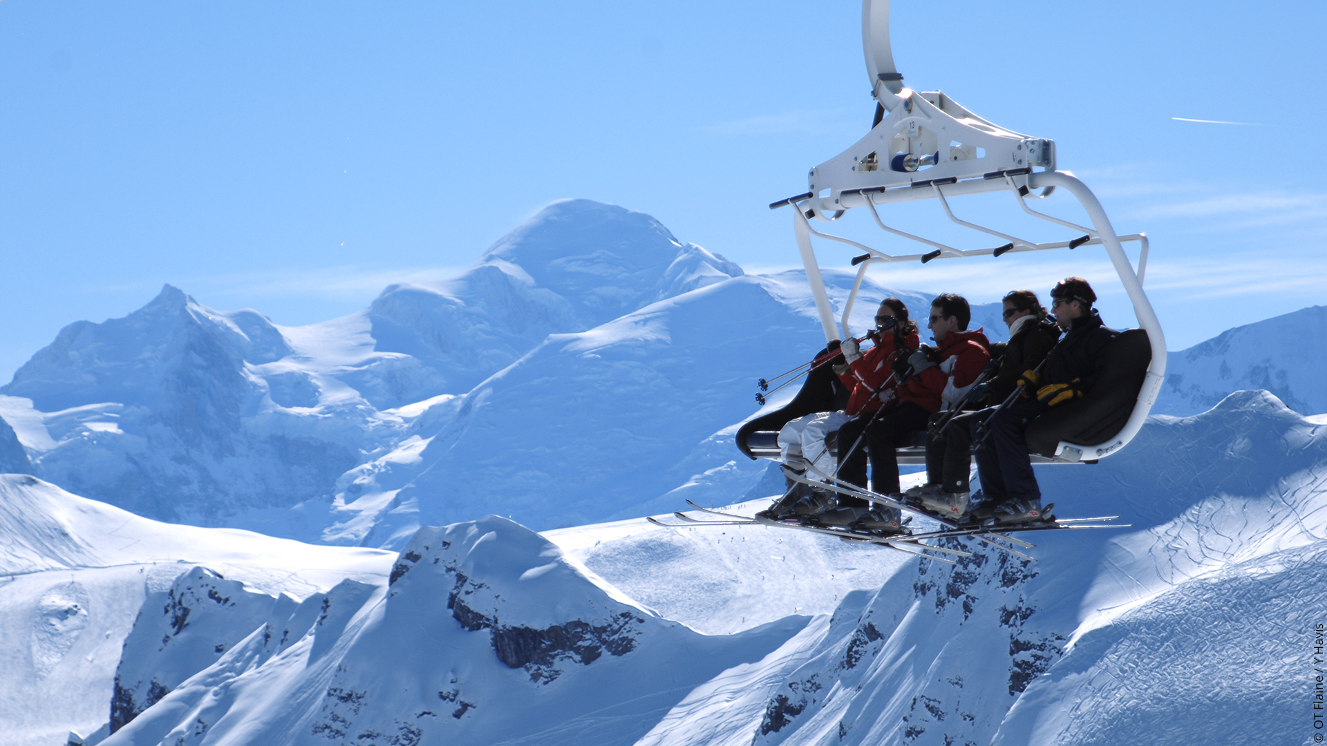 CGH Rsidences Flaine accommodation winter Ski holiday apartment