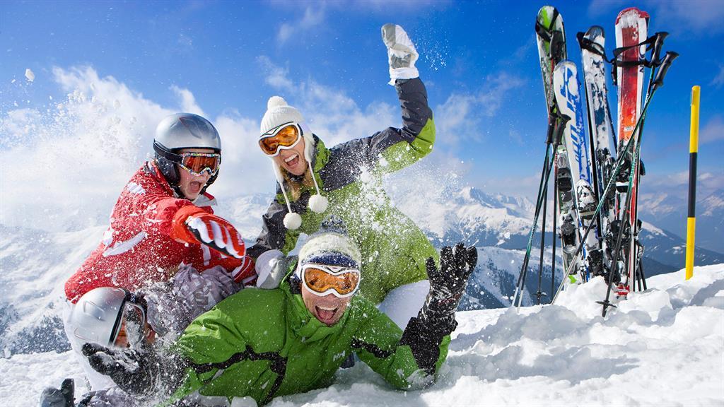 rental of your ski equipment
